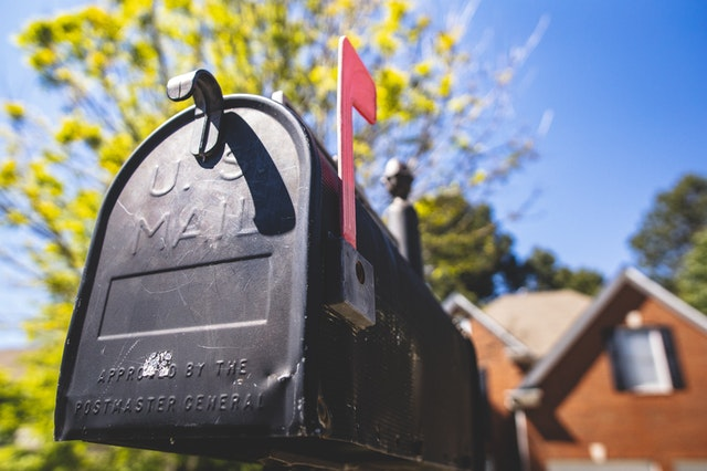 Check Lost in Mail