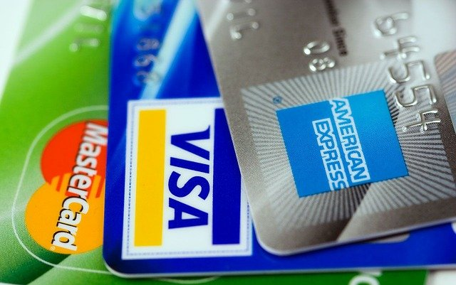Online rent payment by credit card