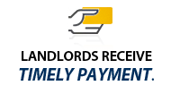 Landlords Receive Timely Rent Payment