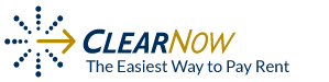 ClearNow Online Rent Payments: Pay Rent Easily and On Time.